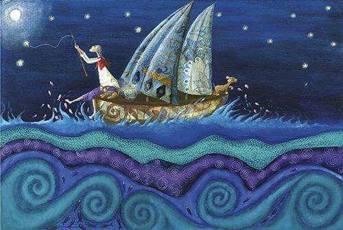 mare e stelle